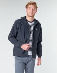 Textiel Heren Wind jackets Lyle & Scott FAFARLI Marine