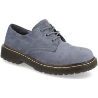 Schoenen Dames Derby Sirena MT01 Azul