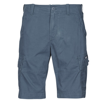 Textiel Heren Korte broeken / Bermuda's Superdry CORE CARGO SHORTS Midnight / Navy
