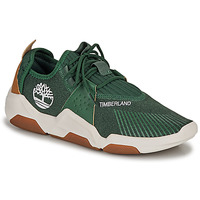 Schoenen Heren Lage sneakers Timberland EARTH RALLY FLEXIKNIT OX Groen