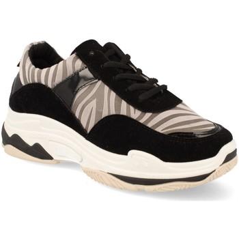 Schoenen Dames Lage sneakers Kylie K1941401 Zebra