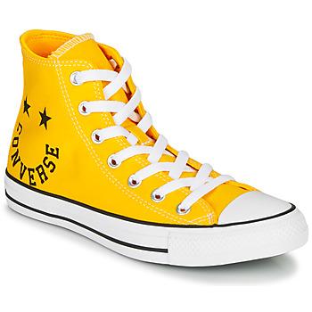 Schoenen Hoge sneakers Converse CHUCK TAYLOR ALL STAR - HI Geel