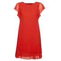 Textiel Dames Korte jurken Lauren Ralph Lauren Arolde Rood