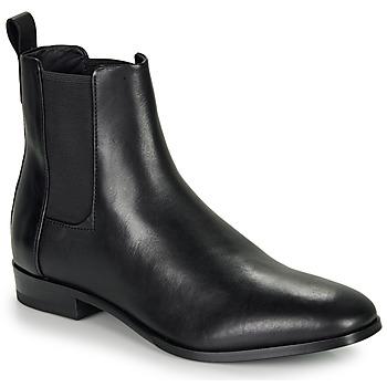 Schoenen Heren Laarzen HUGO CULT CHEB ITPL Zwart