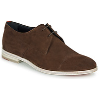Schoenen Heren Derby HUGO MIDTOWN DERB SD Brown