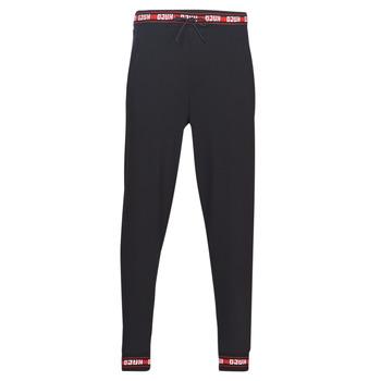 Textiel Heren Trainingsbroeken HUGO DOAK 201 Zwart / Rood