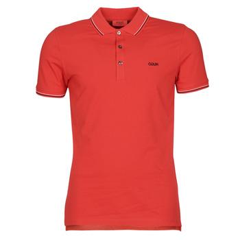 Textiel Heren Polo's korte mouwen HUGO DINOSO 202 Rood