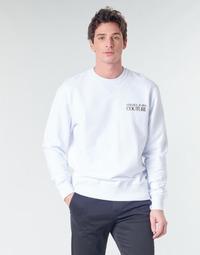 Textiel Heren Sweaters / Sweatshirts Versace Jeans Couture B7GVA7FB Wit