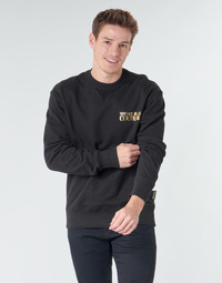 Textiel Heren Sweaters / Sweatshirts Versace Jeans Couture B7GVA7FB Zwart / Goud