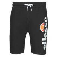 Textiel Heren Korte broeken / Bermuda's Ellesse BOSSINI Zwart