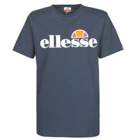 Textiel Dames T-shirts korte mouwen Ellesse ALBANY Marine