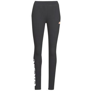 Textiel Dames Leggings Ellesse SOLOS 3 Zwart