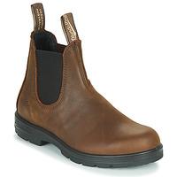 Schoenen Laarzen Blundstone CLASSIC CHELSEA BOOTS 1609 Brown