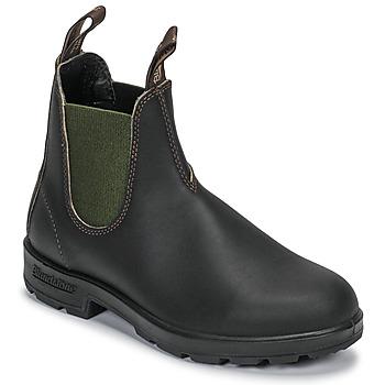 Schoenen Laarzen Blundstone ORIGINAL CHELSEA BOOTS 519 Brown / Kaki