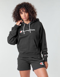 Textiel Dames Sweaters / Sweatshirts Champion KOOLIME Zwart