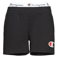 Textiel Dames Korte broeken / Bermuda's Champion KOUSANE Zwart