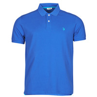 Textiel Heren Polo's korte mouwen U.S Polo Assn. INSTITUTIONAL POLO Blauw