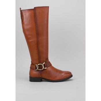 Schoenen Dames Laarzen Lol 4017 Beige