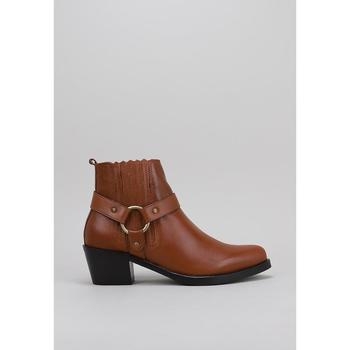 Schoenen Dames Low boots Lol 6001 Brown