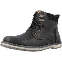 Schoenen Heren Laarzen Xti 28180 Zwart