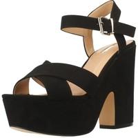Schoenen Dames Sandalen / Open schoenen Be Different Be Yellow OWL Zwart