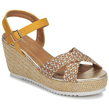Schoenen Dames Sandalen / Open schoenen Moony Mood MELISSA Ocre