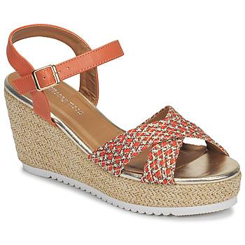 Schoenen Dames Sandalen / Open schoenen Moony Mood MELISSA Corail