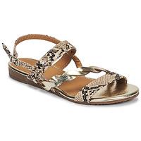 Schoenen Dames Sandalen / Open schoenen Moony Mood MELINDA Python