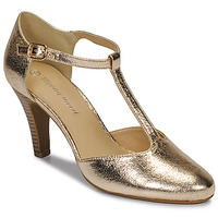Schoenen Dames pumps Moony Mood MAELYS Goud / Mat