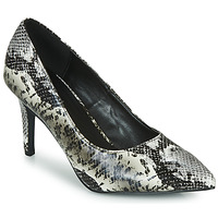 Schoenen Dames pumps Moony Mood MADRINA Python