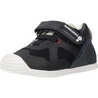Schoenen Jongens Lage sneakers Biomecanics 191168 Blauw