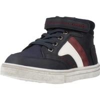 Schoenen Jongens Hoge sneakers Chicco 1062372 Blauw