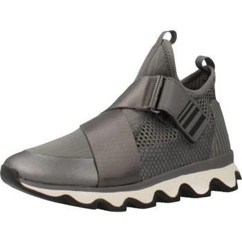 Schoenen Dames Hoge sneakers Sorel KINETIC SNEAK Zilver