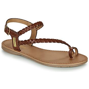 Schoenen Dames Sandalen / Open schoenen Les Tropéziennes par M Belarbi HIDEA Tan