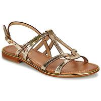 Schoenen Dames Sandalen / Open schoenen Les Tropéziennes par M Belarbi HACKLE Goud