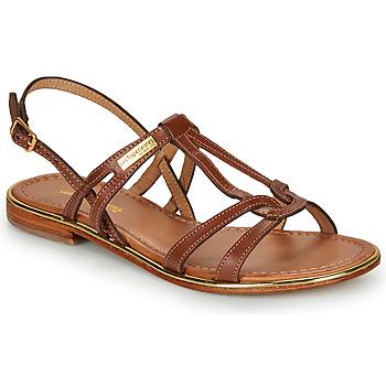 Schoenen Dames Sandalen / Open schoenen Les Tropéziennes par M Belarbi HACKLE Tan
