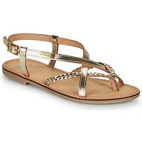 Schoenen Dames Sandalen / Open schoenen Les Tropéziennes par M Belarbi CHOU Goud