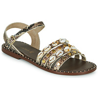 Schoenen Dames Sandalen / Open schoenen Café Noir MIRADO Brown