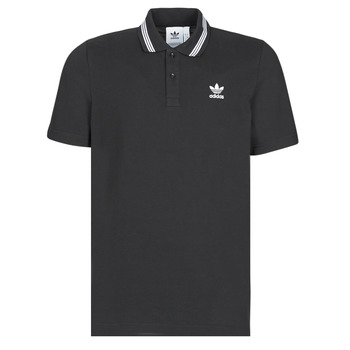 Textiel Heren Polo's korte mouwen adidas Originals PIQUE POLO Zwart