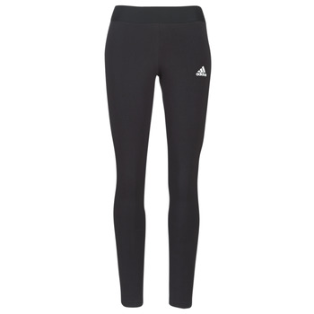 Textiel Dames Leggings adidas Performance MH 3S Tights Zwart
