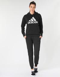 Textiel Dames Trainingsbroeken adidas Performance E LIN PANT Zwart