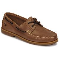 Schoenen Heren Bootschoenen Lumberjack NAVIGATOR Brown