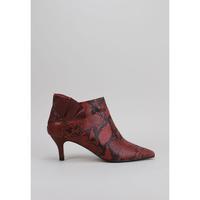Schoenen Dames Low boots Rt By Roberto Torretta BELEN Rood