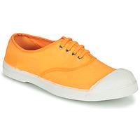 Schoenen Dames Lage sneakers Bensimon TENNIS LACET Orange