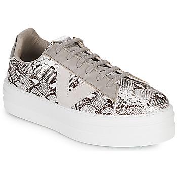 Schoenen Dames Lage sneakers Victoria BARCELONA DEPORTIVO Grijs