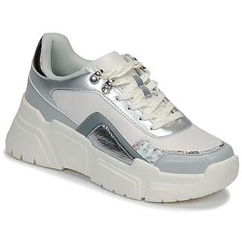 Schoenen Dames Lage sneakers Victoria TOTEM MONO Wit