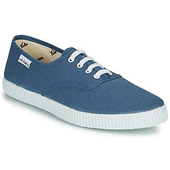 Schoenen Lage sneakers Victoria INGLESA LONA Blauw