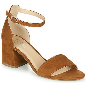 Schoenen Dames Sandalen / Open schoenen Bullboxer 039001F2T Brown