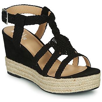Schoenen Dames Sandalen / Open schoenen Bullboxer 175018F2T Zwart