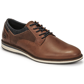Schoenen Heren Derby Bullboxer THOMAS Brown